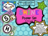 SHINE behavior management posters