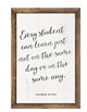 SHIPLAP SIGN Industrial Chic Farmhouse Classroom Decor Ins