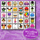 SHOPKINS HALLOWEEN 4x4  BINGO