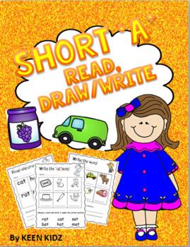 SHORT A READ, DRAW, WRITE