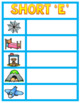 SHORT E MAGNETIC WORDS FREEBIE