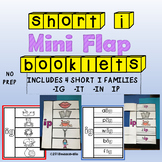 INTERACTIVE SHORT I WORD FAMILY BOOKS