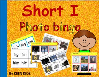 SHORT I PHOTO BINGO