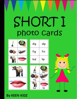 SHORT I PHOTO CARDS