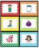 SHORT I RHYMING CARDS (Sorting/matching/memory)