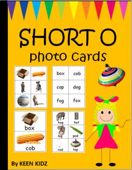 SHORT O PHOTO CARDS