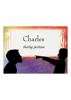 """SHORT STORY """"CHARLES"""" by Shirley Jackson IDENTITY UNIT materials"""