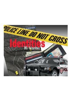 "SHORT STORY ""IDENTITIES"" by WD Valgardson IDENTITY UNIT materials"