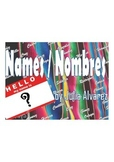 "SHORT STORY ""Names and Nombres"" by Julia Alvarez IDENTITY UNIT materials"