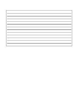 SHORT STORY WRITING GRAPHIC ORGANIZER, 4 PAGES, NARRATIVE WRITING TEMPLATE