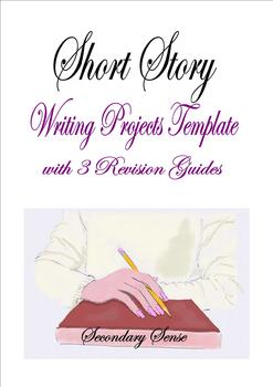 SHORT STORY Writing Project Template
