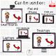SHORT U CVC Words Digital PDF Game