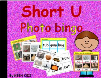 SHORT U PHOTO BINGO