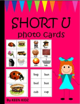 SHORT U PHOTO CARDS