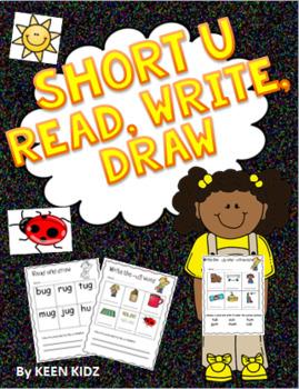 SHORT U READ, DRAW, WRITE