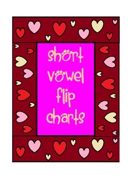 SHORT VOWEL FLIP CHARTS