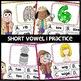 SHORT VOWEL I | BOOM CARDS | Digital Task Cards
