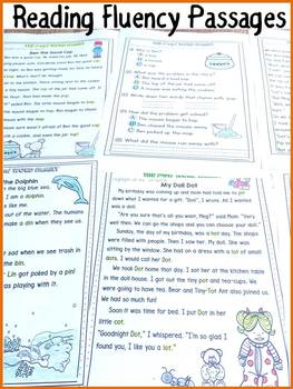 SHORT VOWEL WORD FAMILY: READING FLUENCY AND COMPREHENSION