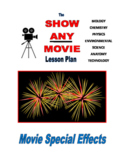 SHOW ANY MOVIE  plus . . . FINDERS QUIZ & SPECIAL EFFECTS LAB  ACTIVITY