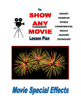 SHOW ANY MOVIE  plus . . . FINDERS QUIZ & SPECIAL EFFECTS