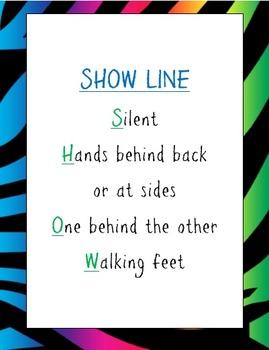 SHOW Line