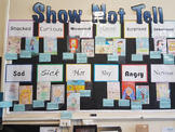 SHOW NOT TELL - Creating descriptive writers