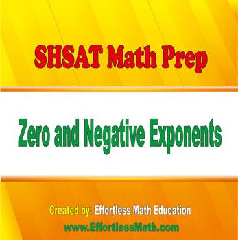 SHSAT Math Prep: Simplifying Variable Expressions