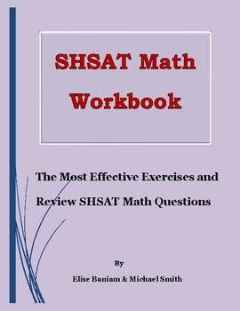 SHSAT Math Workbook