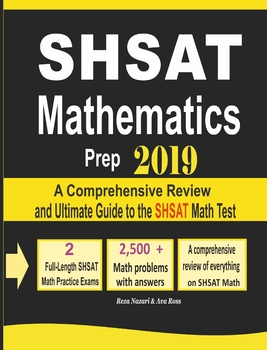 graphic about Shsat Practice Test Printable known as SHSAT Arithmetic Prep 2019: A In depth Evaluation