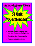 "SI Units ""Guesstimates"""