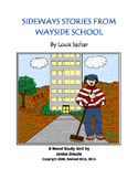 SIDEWAYS STORIES FROM WAYSIDE SCHOOL: A Novel Study by Jan
