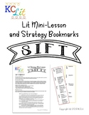 SIFT Strategy Mini-Lesson and Bookmarks