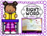 SIGHT WORD, 5 PRE-PRIMER WORDS