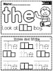 SIGHT WORD BOOKS SET 1