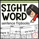 SIGHT WORD FLIPBOOKS