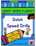 SIGHT WORD FLUENCY PRACTICE: Dolch Speed Drills