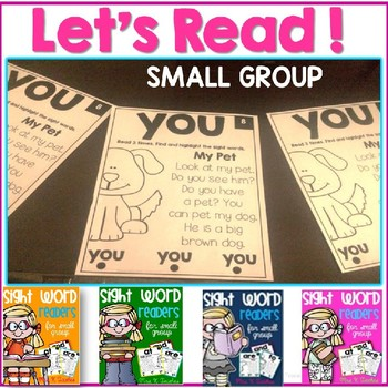 SIGHT WORD FLUENCY READERS-FIRST 25