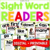 Sight Word Fluency Readers-The Bundle