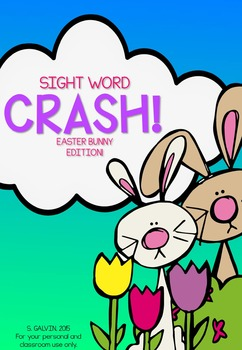 SIGHT WORD GAME - Sight Word Bounce (Easter Edition)