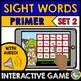DOLCH PRIMER SIGHT WORD KINDERGARTEN GAMES (BOOM CARDS BUNDLE)