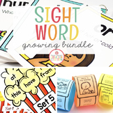 SIGHT WORD GROWING BUNDLE FOR LITTLE LEARNERS
