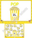 Sight Word Interactive Popcorn Game