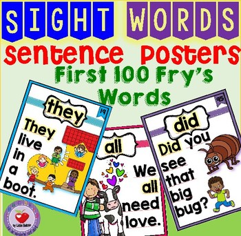 word posters