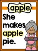 SIGHT WORD POSTERS DOLCH NOUNS