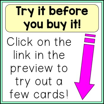 SIGHT WORD SENTENCES Fill in the blank BOOM CARDS Task Cards