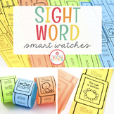 SIGHT WORD SMARTWATCHES