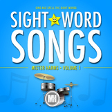 SIGHT WORD SONGS • Vol 1: Songs & Expansion Pack of Activi