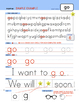 SIGHT WORD SONGS • Vol 1: Song & Expansion Pack of Activit