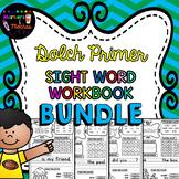 SIGHT WORD WORKBOOKS ~ Dolch Primer Bundle