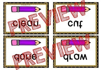 SIGHT WORDS BUNDLE: MIRROR SIGHT WORDS: SIGHT WORDS ACTIVITIES